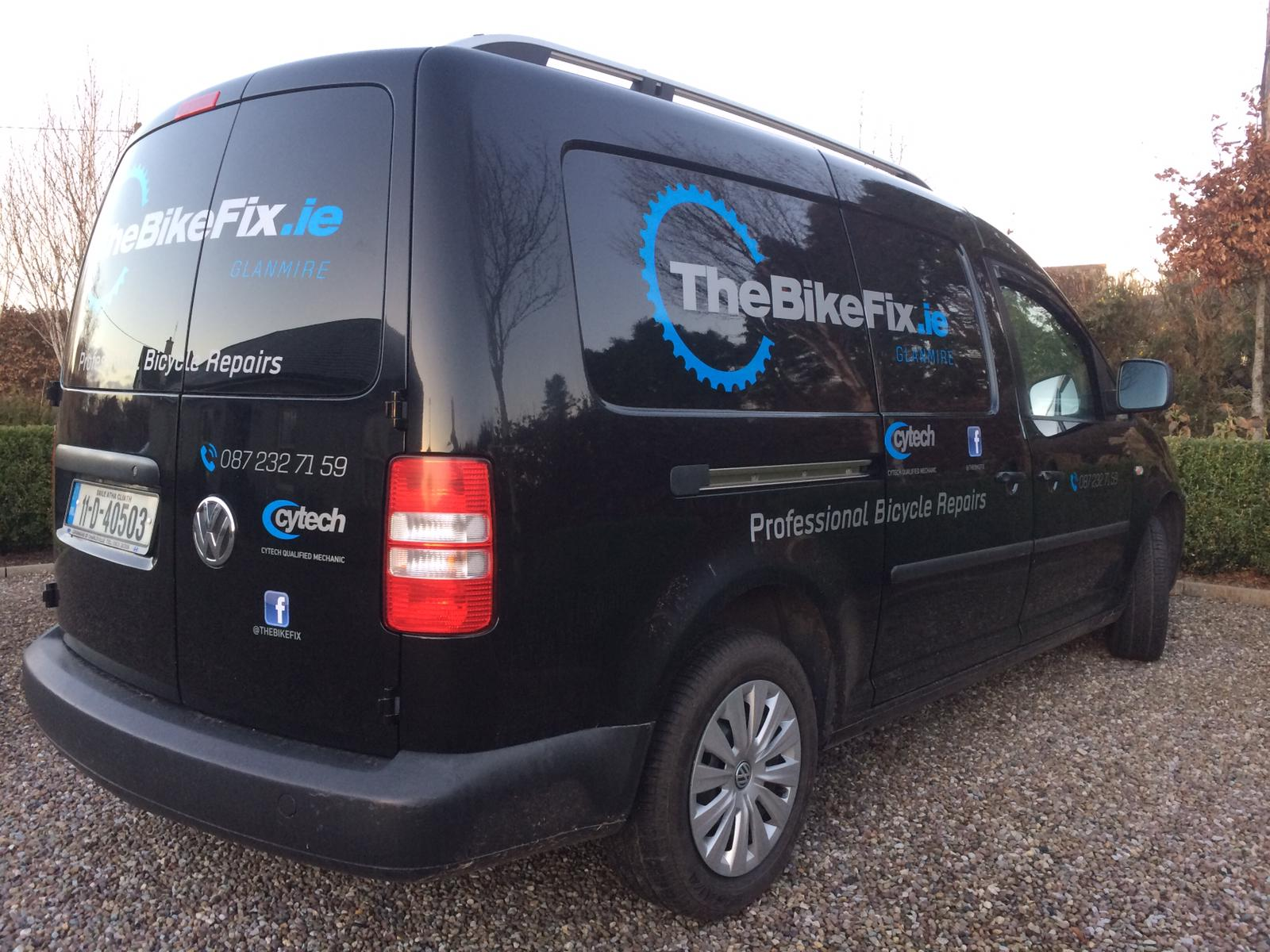 TheBikeFix.ie is based in Glanmire and services and repairs all bike types-1