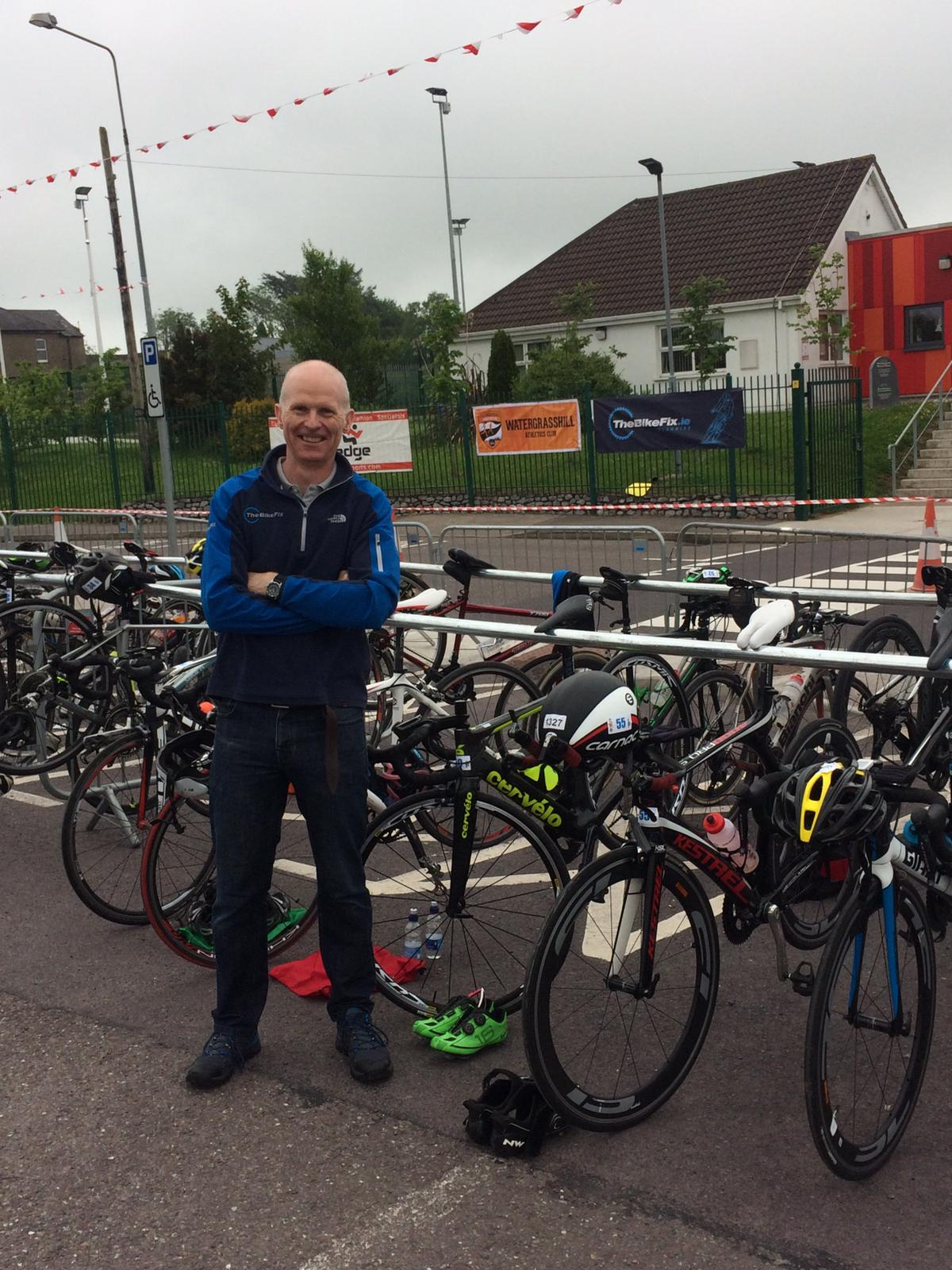 """TheBikeFix.ie does many charity events where I do """"Pre event"""" &  """"On event"""" mechanical support  on the day to keep everybody moving-1"""
